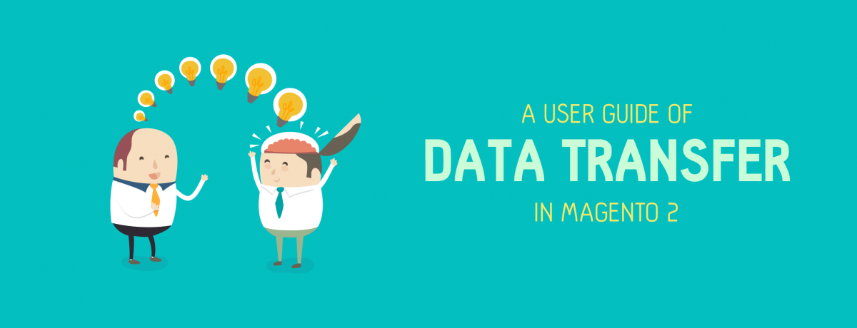A User Guide of Data Transfer in Magento 2