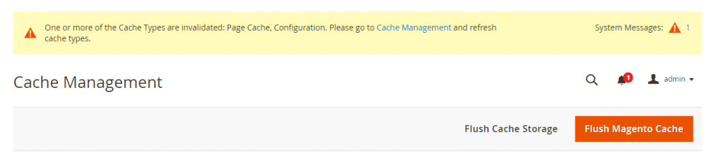 refresh-cache-management