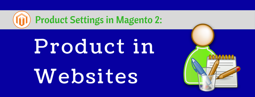 Product Settings in Magento 2: Product in Websites