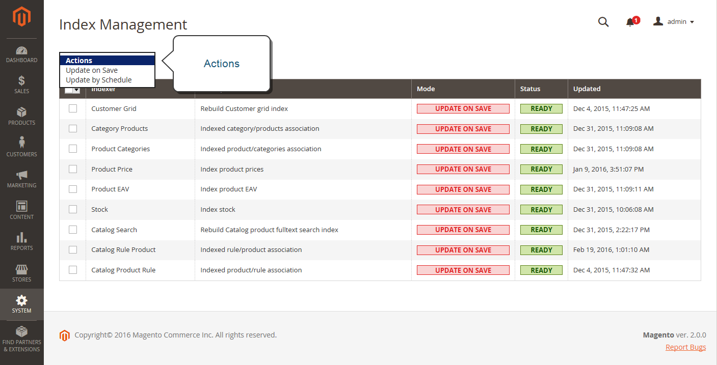 system-index-management-actions